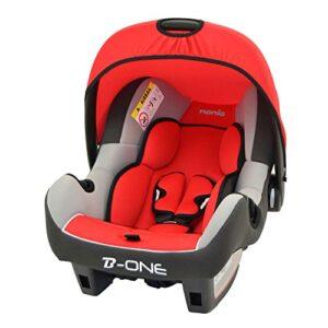 Asiento-de-beb-confort-coche-grupo-0-de-0-a-13-kg-Creacin-100-francesa-4-estrellas-Test-TCS-4-colores-Protecciones-Laterales-Cale-cabeza-Confort-y-asiento-acolchados-0