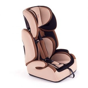 Baby-Vivo-Silla-para-coche-Elevador-Tom-Grupo-1-2-3-9-36-kg-marrn-amarillento-car-seat-0