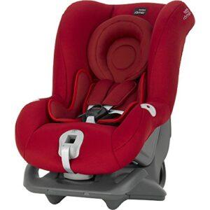 Britax-First-Class-Silla-de-coche-color-rojo-0