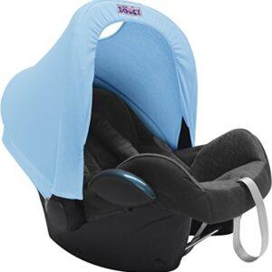 Original-Dooky-Parasol-para-asiento-de-coche-Grupo-0-Azul-Blau-0