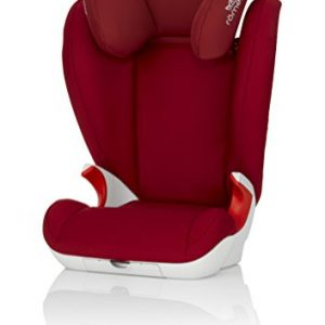 Romer-KID-II-Silla-de-coche-color-rojo-0