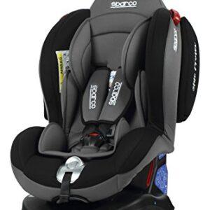 Sparco-SPCF2000KBK-Silla-Infantil-Grupo-012-Color-Gris-0